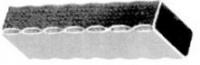 Труба профиль битые грани