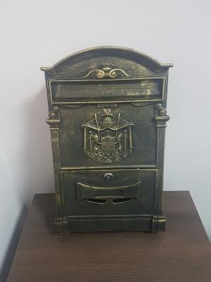 Почтовый ящик Старая бронза