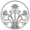 1056 Круглый арнамент