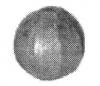 Шар кованный 20 мм