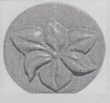 11-009 цветок литье 46*8