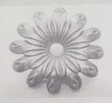 10-051 Цветок 91*1.5