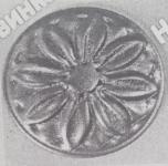 10-121 цветок 42*1.2