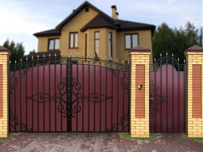 """Ворота """"Олимпия МПА"""""""