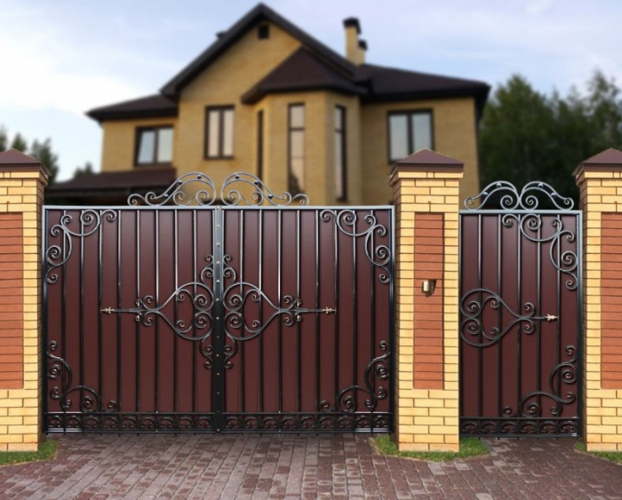 "Ворота ""Троя МП"""